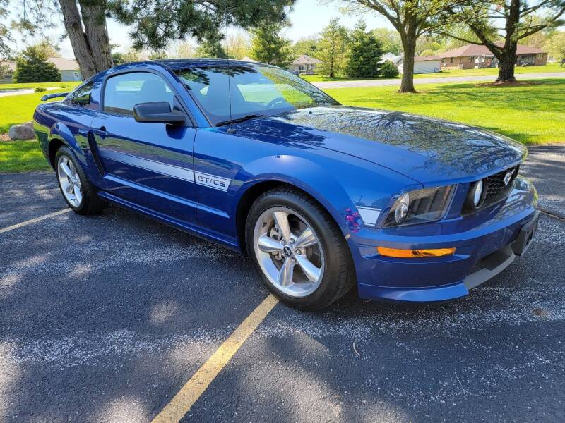 2009 Ford Mustang for sale at Tremont Car Connection in Tremont IL