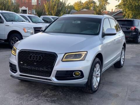2013 Audi Q5 for sale at IMPORT Motors in Saint Louis MO