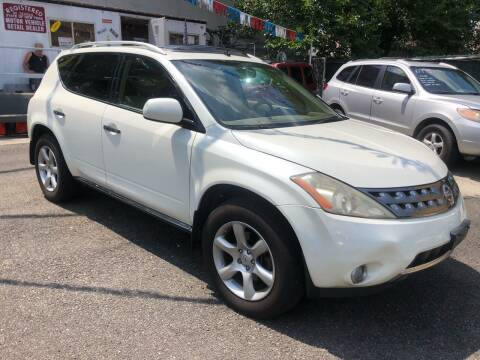 2007 Nissan Murano for sale at GARET MOTORS in Maspeth NY
