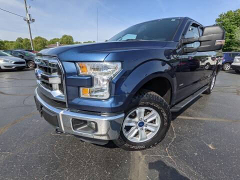 2015 Ford F-150 for sale at West Point Auto Sales in Mattawan MI