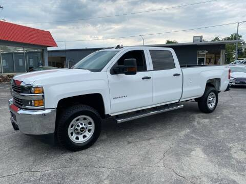 2015 Chevrolet Silverado 2500HD for sale at Used Car Outlet in Bloomington IL