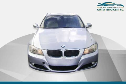 2011 BMW 3 Series for sale at INTERNATIONAL AUTO BROKERS INC in Hollywood FL