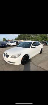 2010 BMW 5 Series for sale at Trocci's Auto Sales in West Pittsburg PA