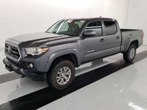 2017 Toyota Tacoma for sale at A.I. Monroe Auto Sales in Bountiful UT