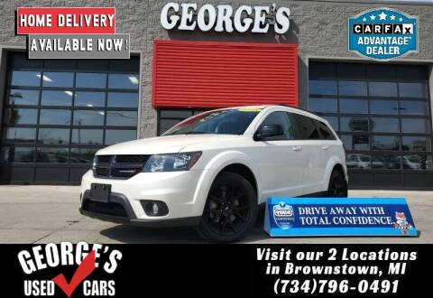 2018 Dodge Journey for sale at George's Used Cars - Telegraph in Brownstown MI