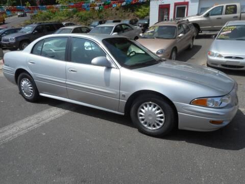 2001 Buick LeSabre for sale at Ricciardi Auto Sales in Waterbury CT