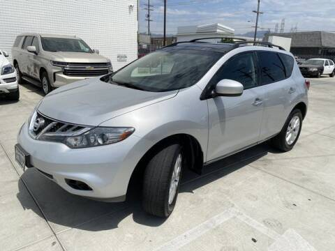 2011 Nissan Murano for sale at Hunter's Auto Inc in North Hollywood CA