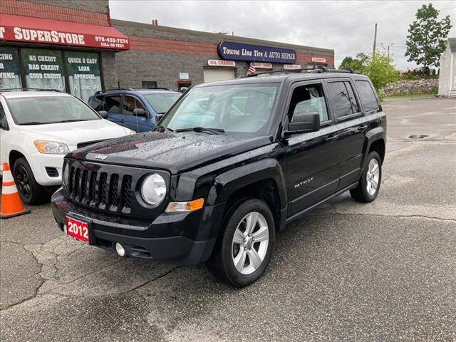 2012 Jeep Patriot for sale at AutoCredit SuperStore in Lowell MA
