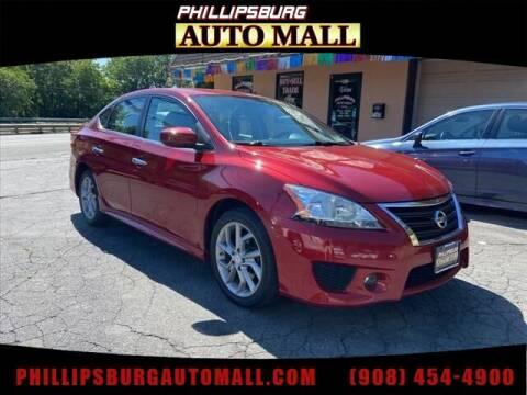 2013 Nissan Sentra for sale at Phillipsburg Auto Mall in Phillipsburg NJ