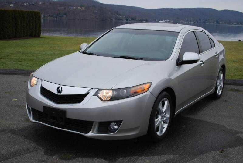 2009 Acura TSX for sale at New Milford Motors in New Milford CT