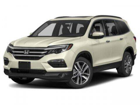 2018 Honda Pilot for sale at Hawk Ford of St. Charles in St Charles IL