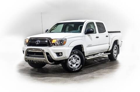 2015 Toyota Tacoma for sale at CarXoom in Marietta GA
