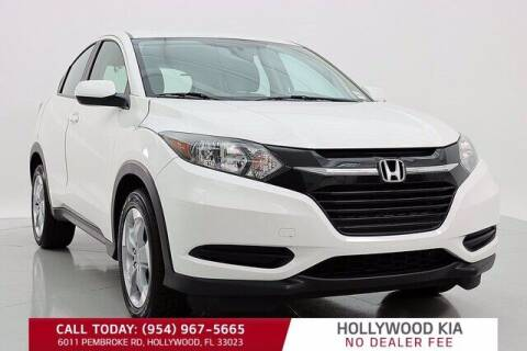 2018 Honda HR-V for sale at JumboAutoGroup.com in Hollywood FL