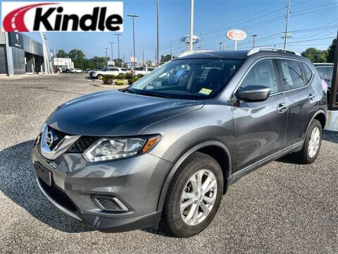 2016 Nissan Rogue for sale at Kindle Auto Plaza in Cape May Court House NJ