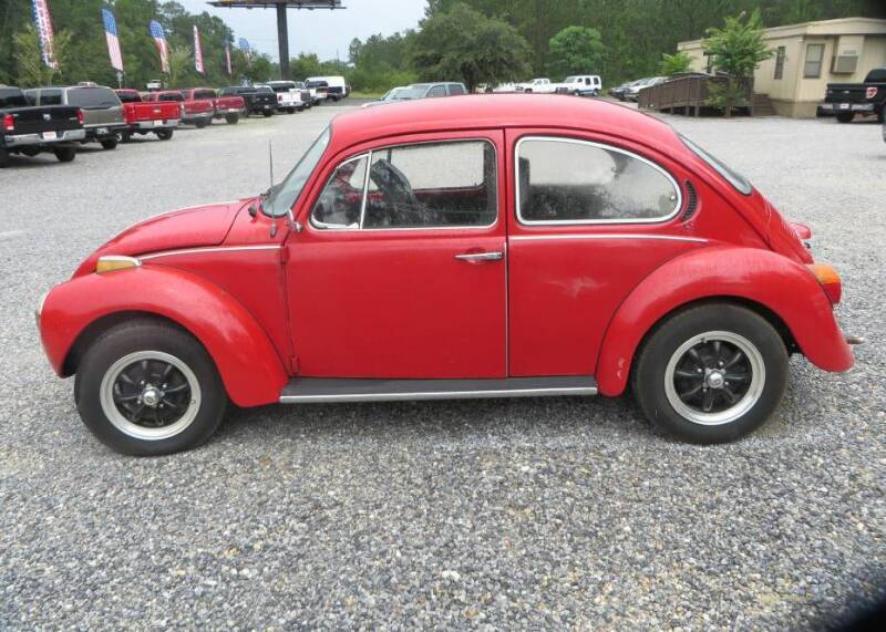 1974 Volkswagen Beetle for sale at Ward's Motorsports in Pensacola FL