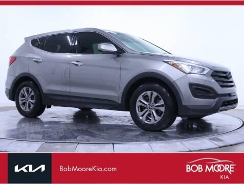 2015 Hyundai Santa Fe Sport for sale at Bob Moore Kia in Oklahoma City OK