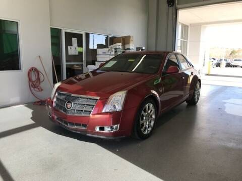 2009 Cadillac CTS for sale at Tim Short Chrysler in Morehead KY