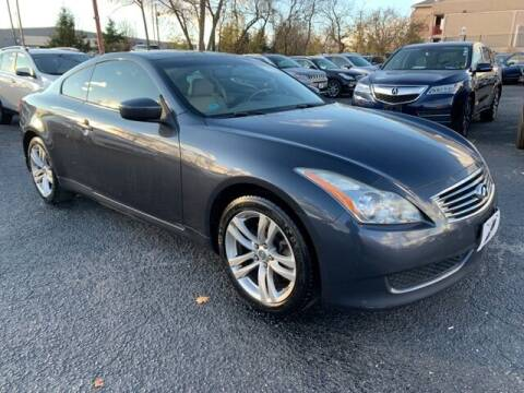 2010 Infiniti G37 Coupe for sale at Hi-Lo Auto Sales in Frederick MD