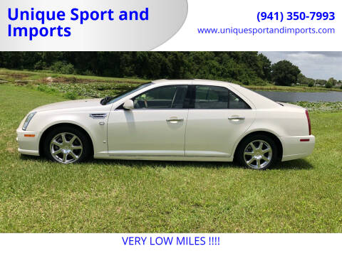 2008 Cadillac STS for sale at Unique Sport and Imports in Sarasota FL