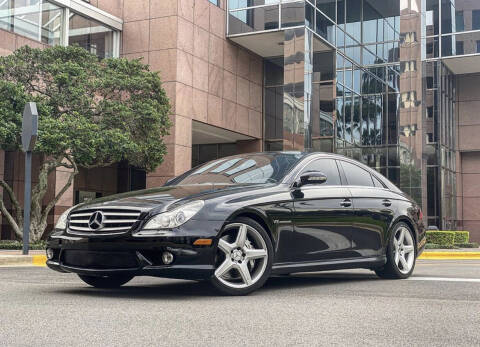 2006 Mercedes-Benz CLS for sale at FALCON MOTOR GROUP in Orlando FL