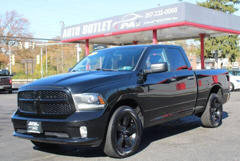 2014 RAM Ram Pickup 1500 for sale at Deals N Wheels 306 in Burlington NJ