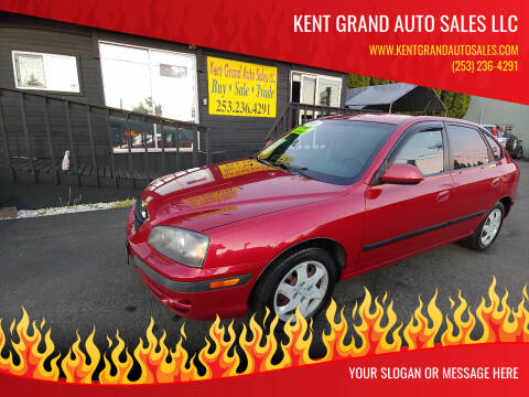 2006 Hyundai Elantra for sale at KENT GRAND AUTO SALES LLC in Kent WA