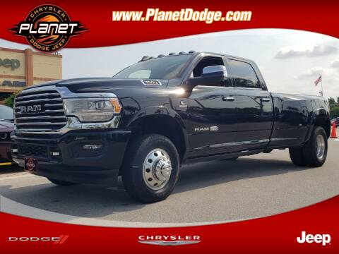 2020 RAM Ram Pickup 3500 for sale at PLANET DODGE CHRYSLER JEEP in Miami FL
