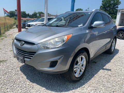 2011 Hyundai Tucson for sale at Gary Sears Motors in Somerset KY
