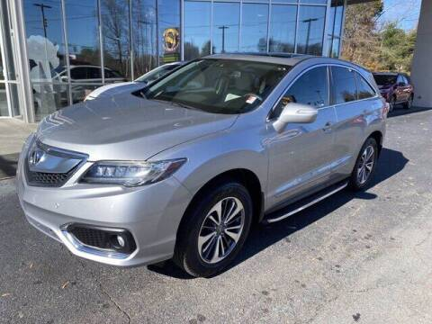 2017 Acura RDX for sale at Credit Union Auto Buying Service in Winston Salem NC