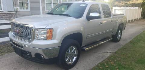 2011 GMC Sierra 1500 for sale at Tumbleson Automotive in Kewanee IL