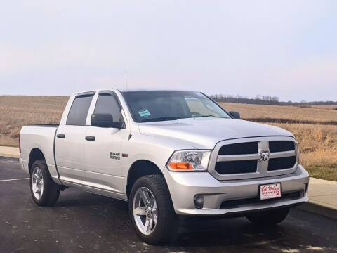 2015 RAM Ram Pickup 1500 for sale at Bob Walters Linton Motors in Linton IN