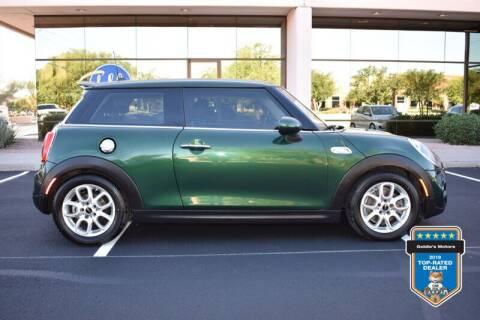2015 MINI Hardtop 2 Door for sale at GOLDIES MOTORS in Phoenix AZ