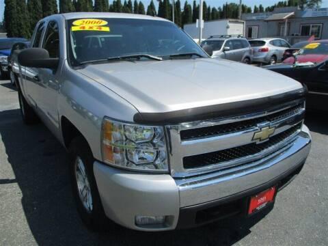 2008 Chevrolet Silverado 1500 for sale at GMA Of Everett in Everett WA