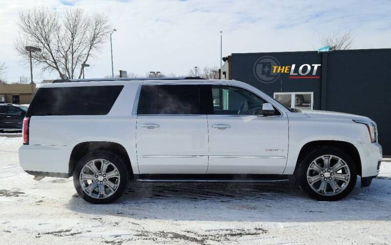 2017 GMC Yukon XL for sale at THE LOT in Sioux Falls SD