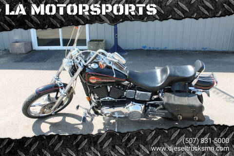 1993 Harley-Davidson Dyna for sale at LA MOTORSPORTS in Windom MN