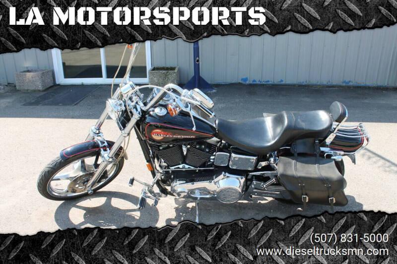 1993 Harley-Davidson Dyna for sale at LA MOTORSPORTS in Windom MN