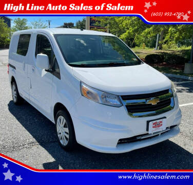 2015 Chevrolet City Express Cargo for sale at High Line Auto Sales of Salem in Salem NH