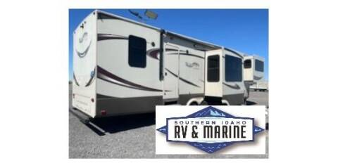 2015 Grand Design Solitude 379FL for sale at SOUTHERN IDAHO RV AND MARINE in Jerome ID
