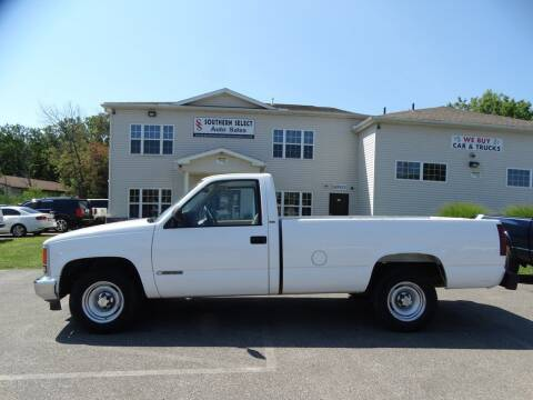 1988 Chevrolet C/K 2500 Series for sale at SOUTHERN SELECT AUTO SALES in Medina OH