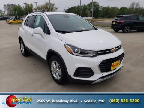2018 Chevrolet Trax for sale at RICK BALL FORD in Sedalia MO