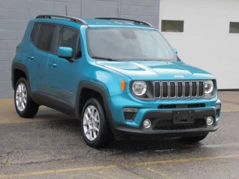 2020 Jeep Renegade for sale at K&M Wayland Chrysler  Dodge Jeep Ram in Wayland MI