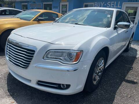 2013 Chrysler 300 for sale at The Peoples Car Company in Jacksonville FL