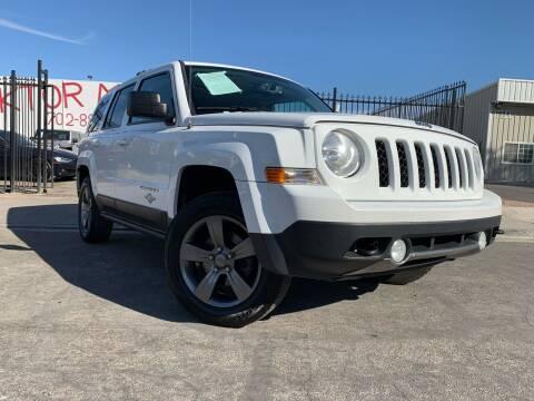2014 Jeep Patriot for sale at Boktor Motors in Las Vegas NV