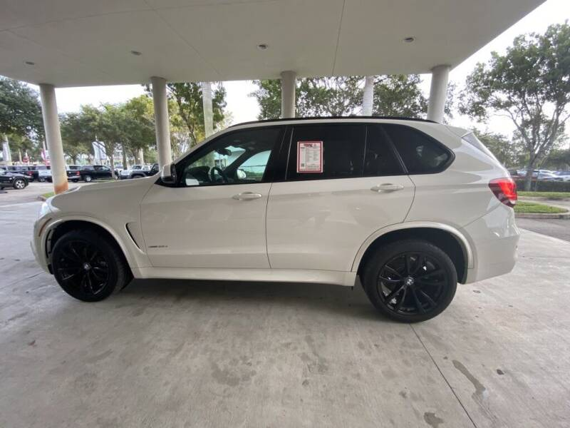 2018 BMW X5 AWD xDrive35d 4dr SUV - Davie FL