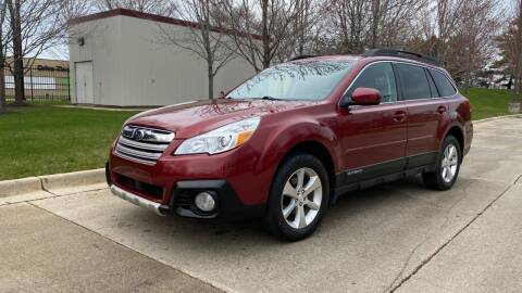 2013 Subaru Outback for sale at Western Star Auto Sales in Chicago IL