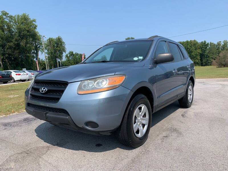 2009 Hyundai Santa Fe for sale at IH Auto Sales in Jacksonville NC