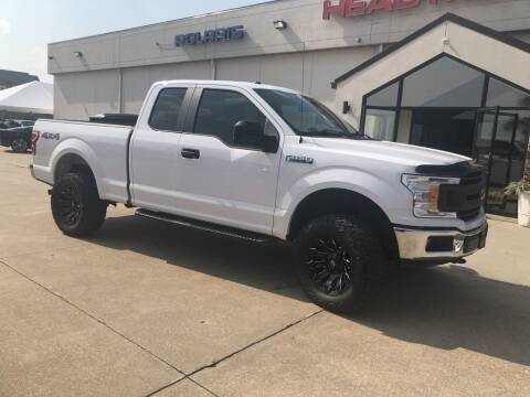 2019 Ford F-150 for sale at Head Motor Company - Head Indian Motorcycle in Columbia MO