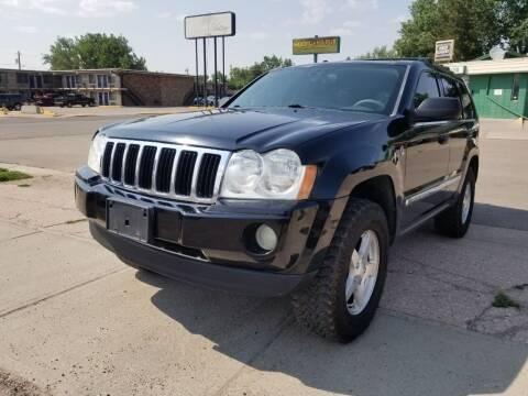 2007 Jeep Grand Cherokee for sale at Alpine Motors LLC in Laramie WY
