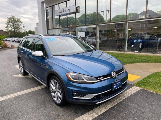 2019 Volkswagen Golf Alltrack for sale in Wellesley, MA