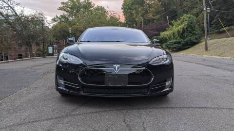 2013 Tesla Model S for sale at Shah Motors LLC in Paterson NJ